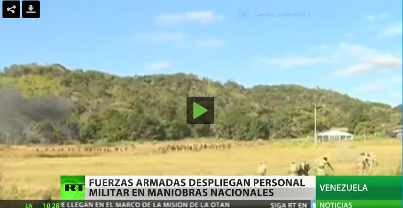 capture-exercices-militaires-venezuela-3