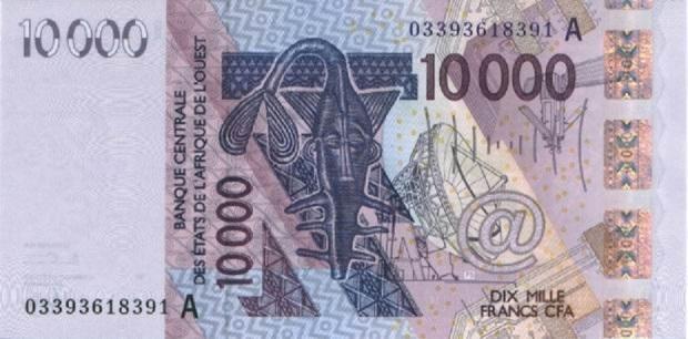 FCFA 10000