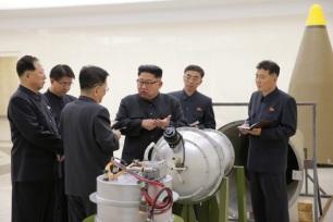Corée du Nord Bombe à hydrogène 2