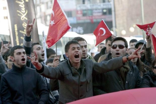 TURKEY-KURDS-UNREST-PROTEST