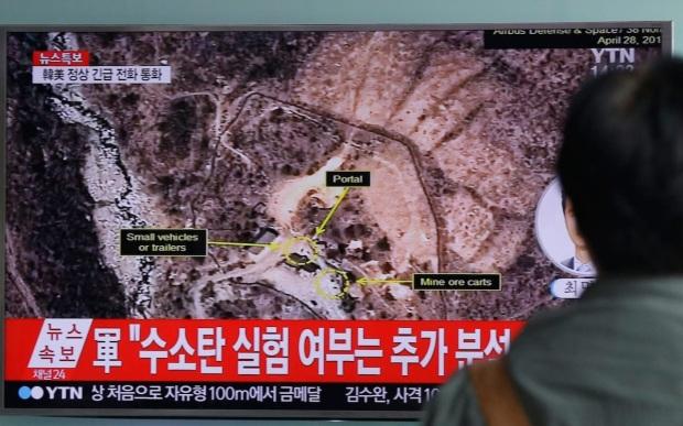 Corée du Nord effondrement 1