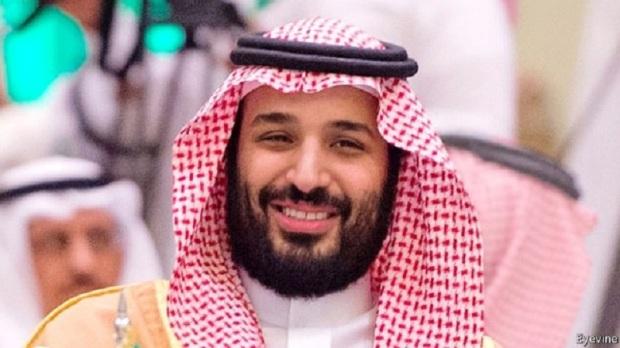 Prince héritier Arabie