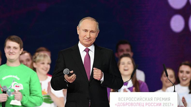 """Résultat de recherche d'images pour """"Russie, Poutine, candidat, élection présidentielle 2018"""""""