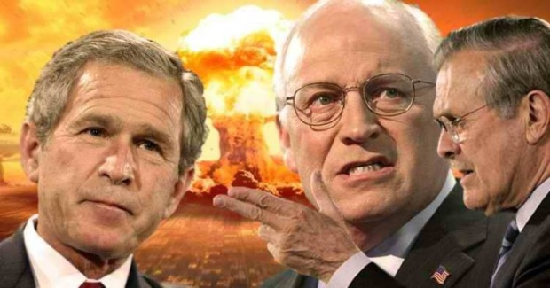 Bush Dick Cheney