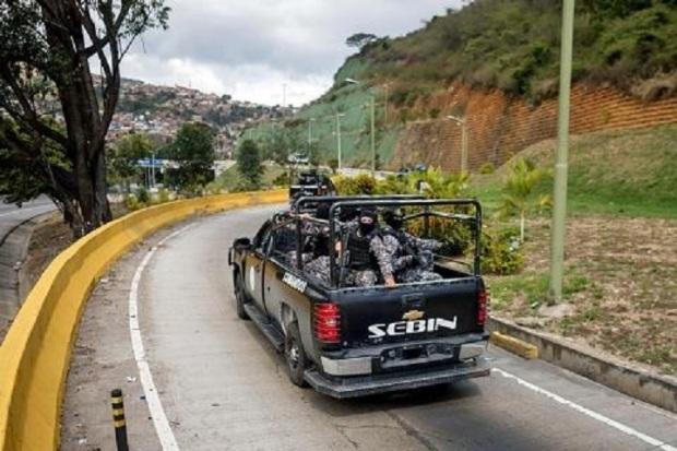 Commandos du Venezuela
