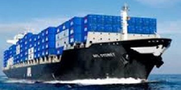 Navire APL Chine