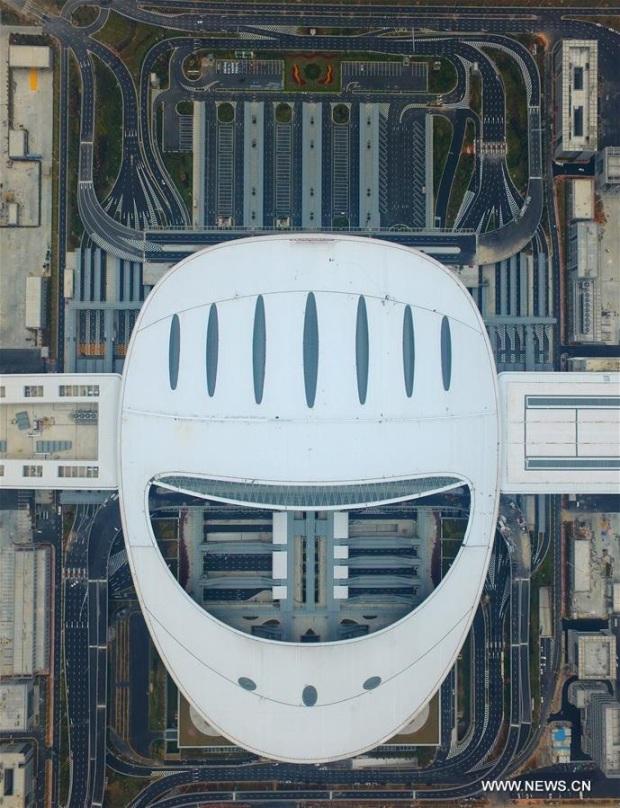 port du pont Hong Kong-Zhuhai-Macao 2