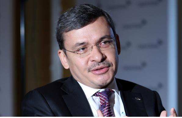 Capture Helman Sitohang PDG du Credit Suisse Asie-Pacifique