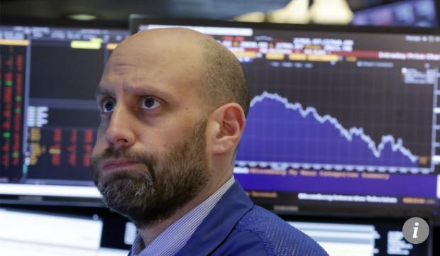 Capture Trader du New York Stock Exchange
