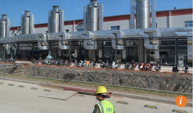 Capture usine de CATL à Ningde