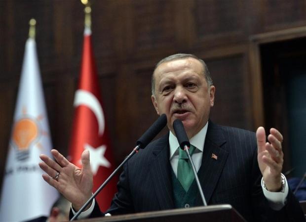 Président Erdogan