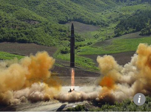 Capture dénucléarisation de la péninsule coréenne