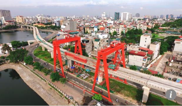 Capture Hanoi a achevé un certain nombre d'améliorations d'infrastructure