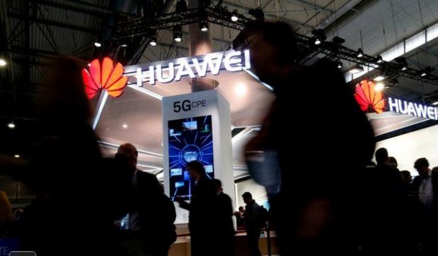 Capture Huawei 5 G