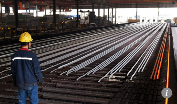 Capture La Chine a dénoncé les droits de douane des Etats-Unis d_Amérique sur les importations d'aluminium et d'acier