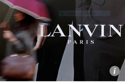 Capture LANVIN