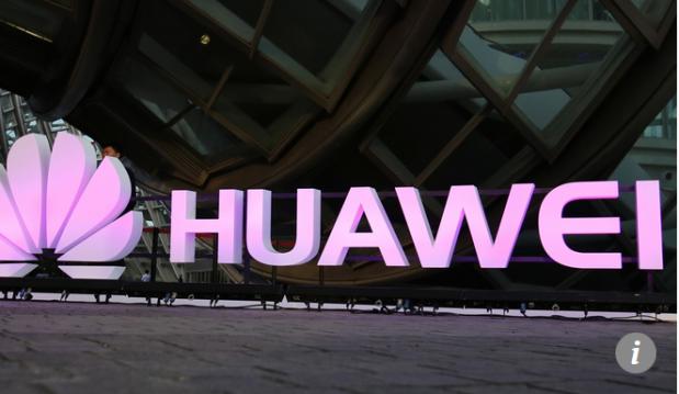Capture le fabricant de téléphones chinois Huawei Technologies Co