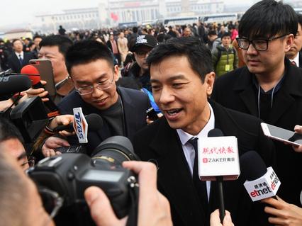 Capture PDG de Baidu Robin Li