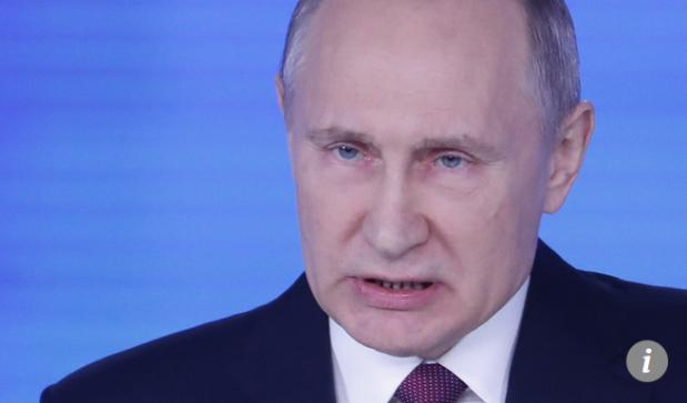 Capture Vladimir Poutine