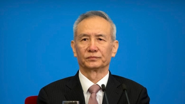 Vice-Premier ministre chinois Liu He