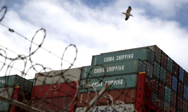 Capture Containers chinois