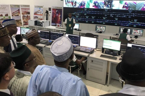 Metro du Nigeria 4
