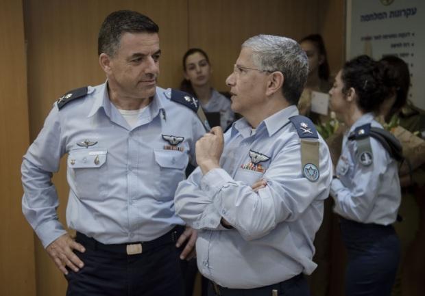 Major-général Amikam Norkin Israel