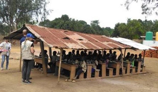 Aide humanitaire des USA au Congo