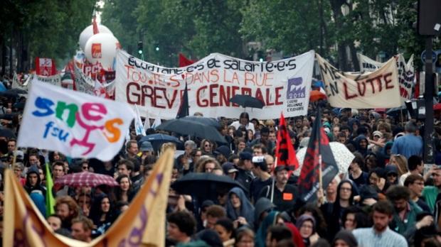 Grève Education nationale 2