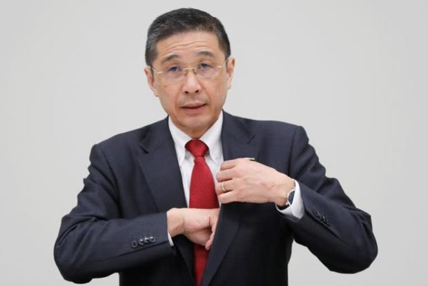 Hiroto Saikawa de NISSAN