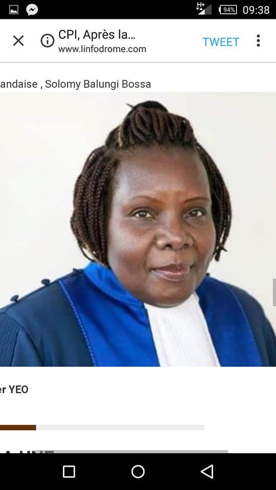 juge ougandaise solomy balungibossa