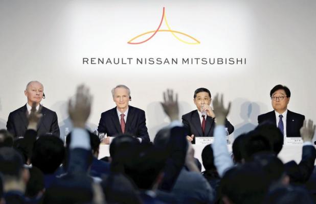 Capture Renault Mitsubishi Nissan