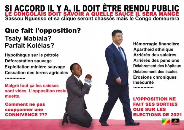 Dette du Congo avec la Chine 2