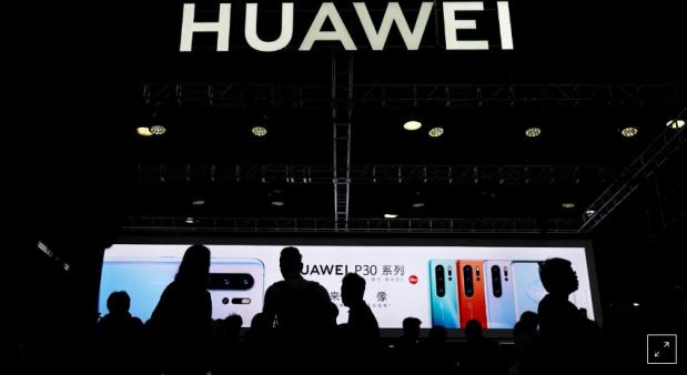 Capture Huawei P 30