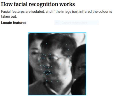 Capture Reconnaissance faciale 6