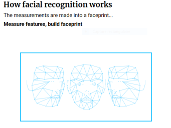 Capture Reconnaissance faciale 8