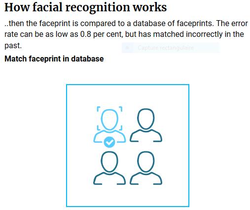 Capture Reconnaissance faciale 9