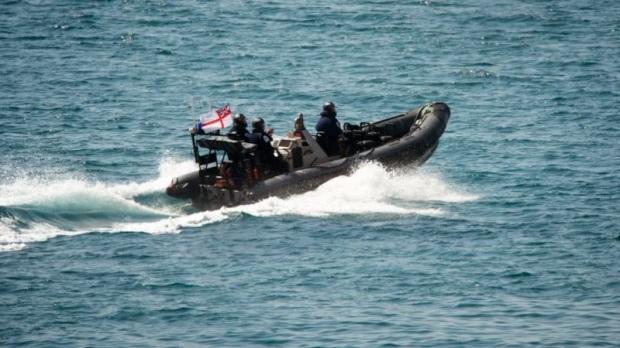 Commando britanniques